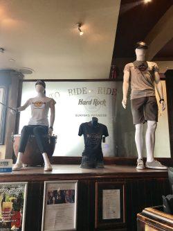 Clothing # Hard Rock Cafe # Gold Coast