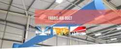 FR Tent Fabric