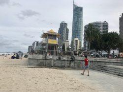 Broad beach # Surfers Paradise # Gold Coast