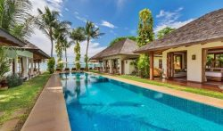 6 Bedroom Beachfront Luxury Villa with Pool, Koh Samui | VillaGetaways