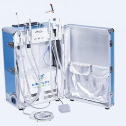 Cheap China Greeloy® GU-P206 Portable Dental Unit