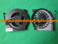 100% High Quality HP G62-208CA Laptop CPU Fan