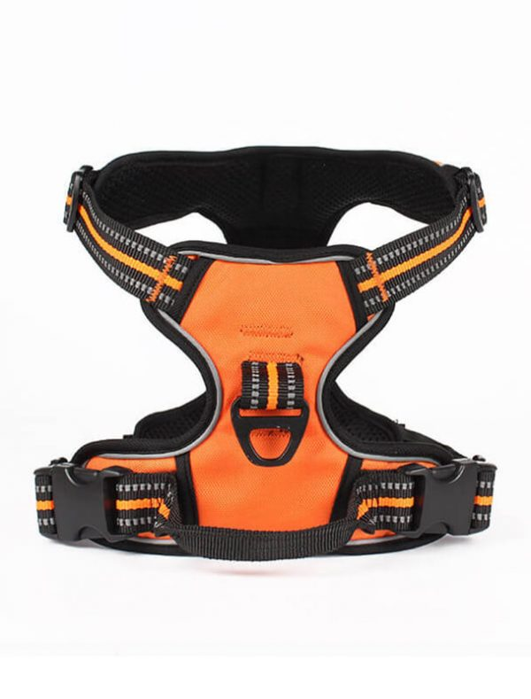 No Pull Walking Dog Harness Reflective Padded Soft Vest Dog Harness