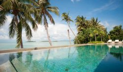 Luxury 5 Star Beachfront Villa in Koh Samui with Pool, Plai Laem
