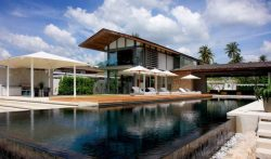 6 Bedrooms Beachfront Villa in Natai Beach, Phuket, Thailand