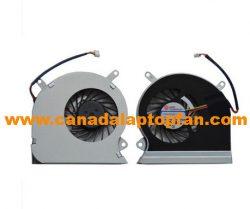 MSI MS-1757 Laptop CPU Cooling Fan [MSI MS-1757 Laptop] – CAD$28.99 :