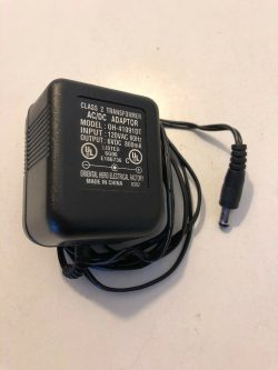 New 6V 800mA OH-41091DT Class 2 Transformer Ac Adapter