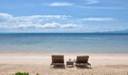 3 Bedroom Beachfront Luxury Villa with Pool, Bang Po, Koh Samui