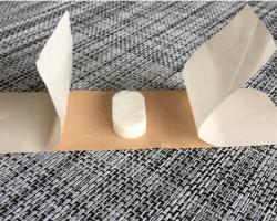 PE wrinkle free shirt tape