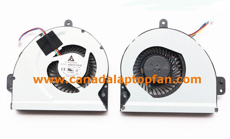 ASUS A43 Series Laptop CPU Fan [ASUS A43 Series Laptop] – CAD$25.99 :