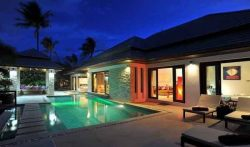 4 Bedrooms Luxury Villa with Infinity Pool, Bo Phut, Koh Samui