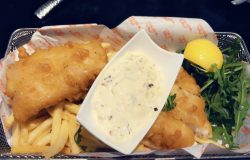 The Merrywell Dish: fish n chips
