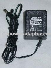 DIA-3512 AC Adapter 12V 200mA DIA3512