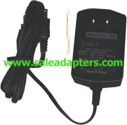 ADAPTER ADS-0615PC AC ADAPTER 6.5V DC 1.5A HR430 025280A XACT SIRIUS SATELLITE RADIO ACT SWITCHING