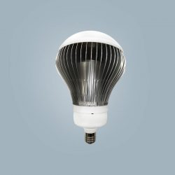 High Power Fin Heat Dissipating LED Ball Bulb Lamp