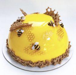 Honey cake 🧁