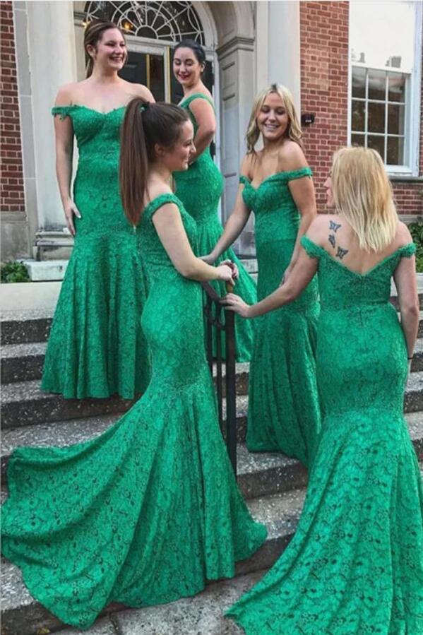 Elegante Brautjungfernkleider Grün Günstig | kleider für ...